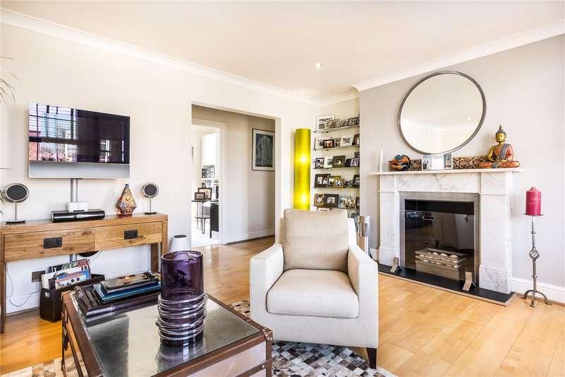 2 Bedrooms Flat for sale in Theberton Street, London, N1