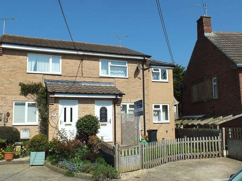 4 Bedrooms Semi Detached House for sale in ELLESDON, CHARMOUTH, DORSET