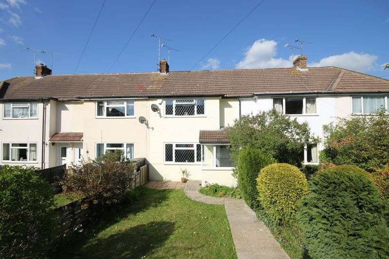 2 Bedrooms Terraced House for sale in Cants Lane, Burgess Hill, West Sussex