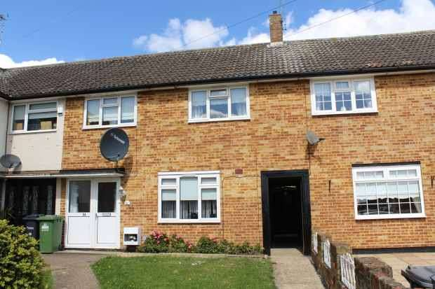 3 Bedrooms Terraced House for sale in Hammond Close, Waltham Cross, Hertfordshire, EN7 6NU