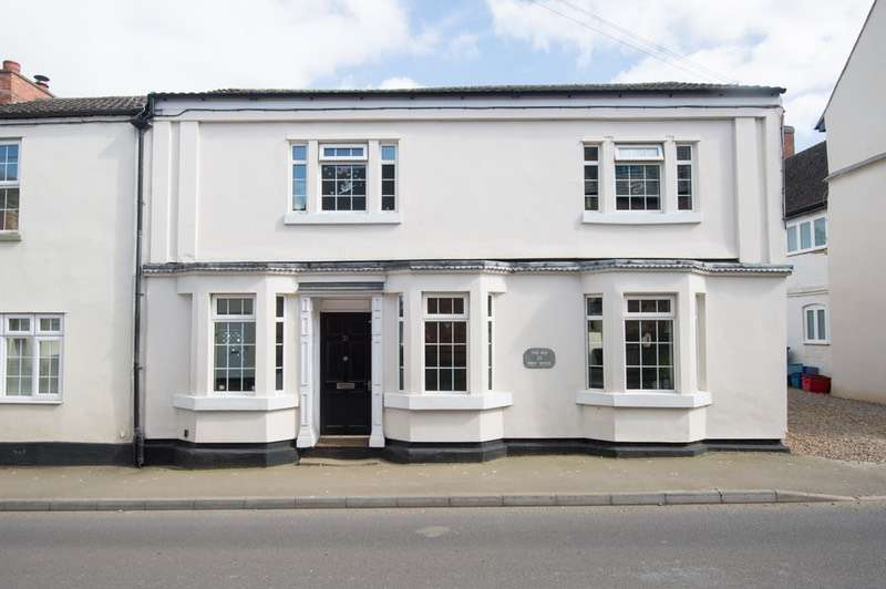 3 Bedrooms Semi Detached House for sale in High Street, Northampton, Northamptonshire, NN6