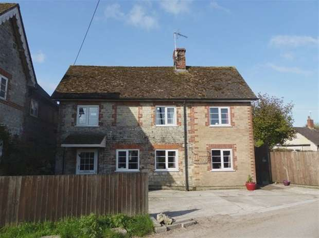 3 Bedrooms Detached House for sale in Knook, Warminster