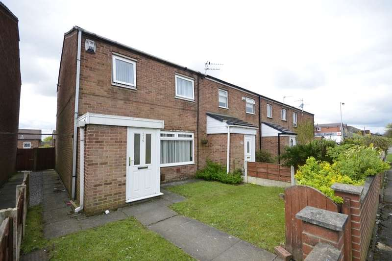 3 Bedrooms Semi Detached House for sale in Highfield Road, Farnworth, Bolton, BL4