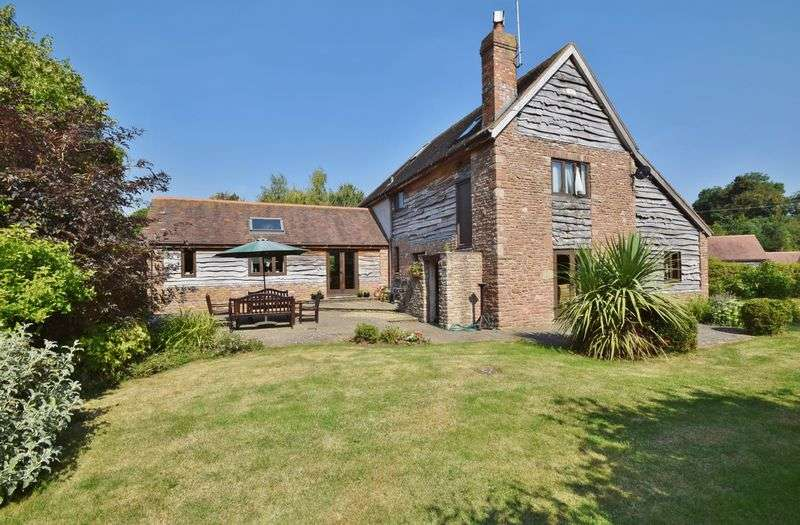 7 Bedrooms Detached House for sale in Phocle Green - 5 acres