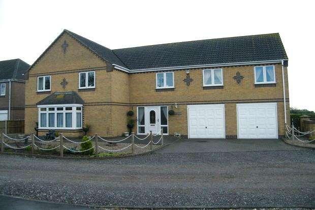 5 Bedrooms Detached House for sale in High Street, Ingoldmells, Skegness, PE25