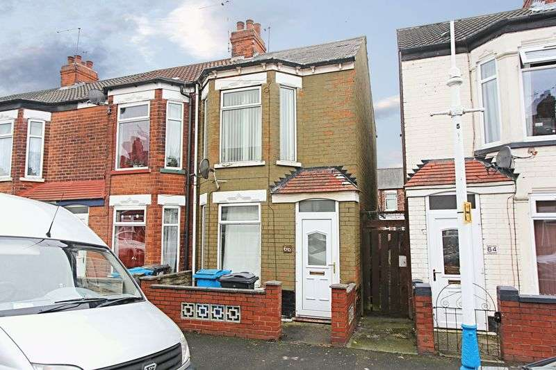 2 Bedrooms Terraced House for sale in Hereford Street, Hull
