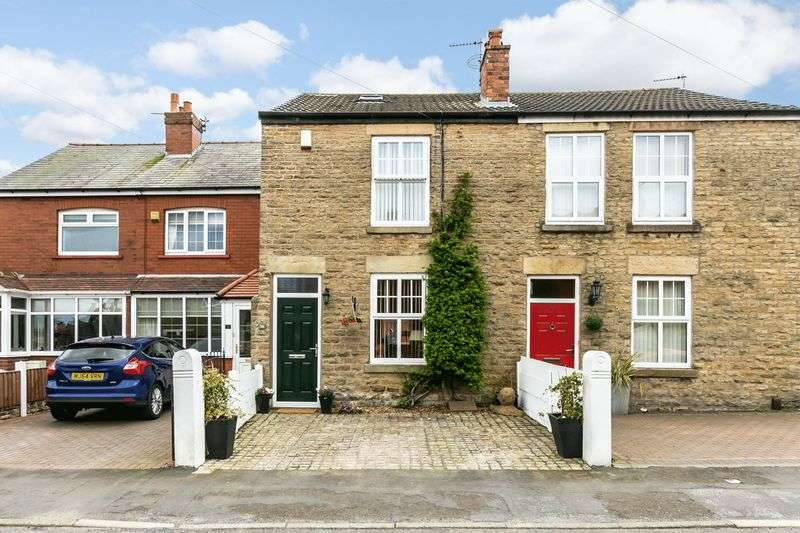 2 Bedrooms Terraced House for sale in Moss Road, Billinge, WN5 7BT