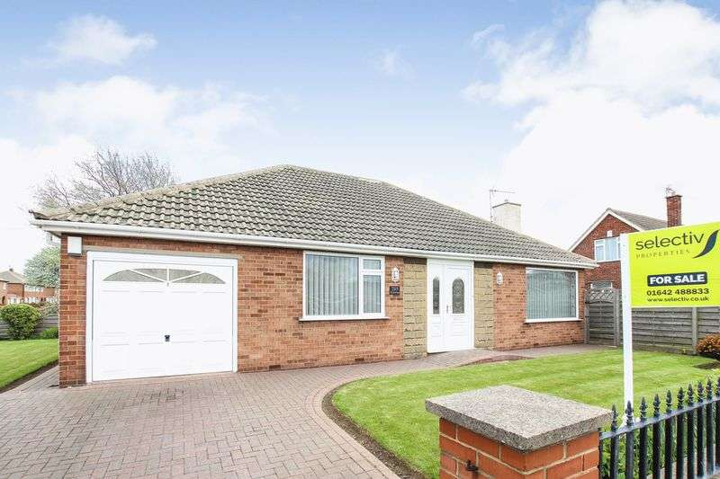 3 Bedrooms Detached Bungalow for sale in West Dyke Road, Redcar