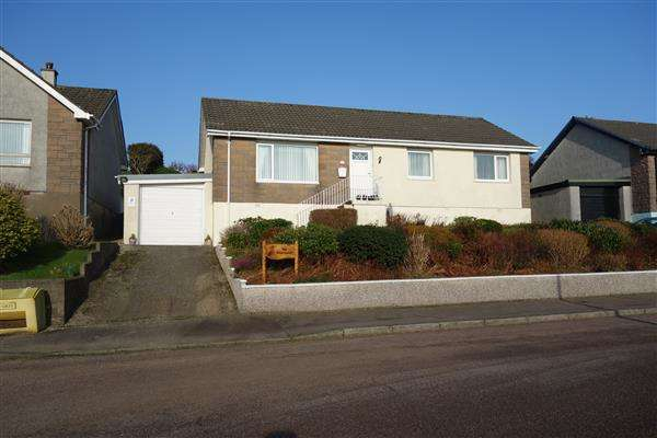 3 Bedrooms Bungalow for sale in Mo'dhachaidh, 22 Knockscalbert Way, Campbeltown