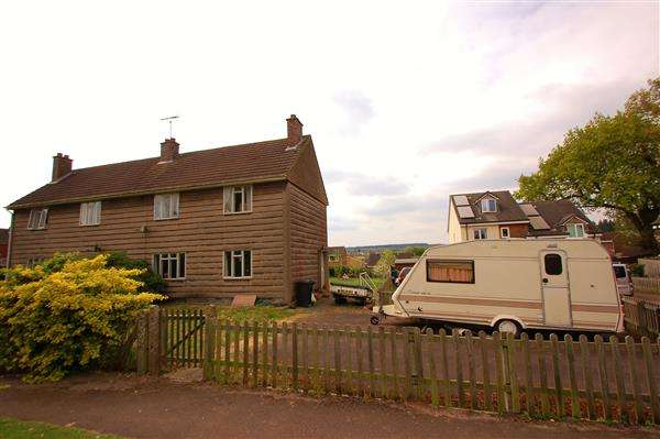 3 Bedrooms Semi Detached House for sale in MANOR ROAD, LYDNEY