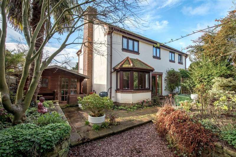 4 Bedrooms Detached House for sale in Stoke St. Mary, Taunton, Somerset