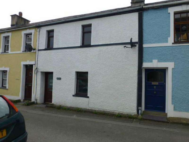 3 Bedrooms House for sale in Mason Square, New Quay, Ceredigion