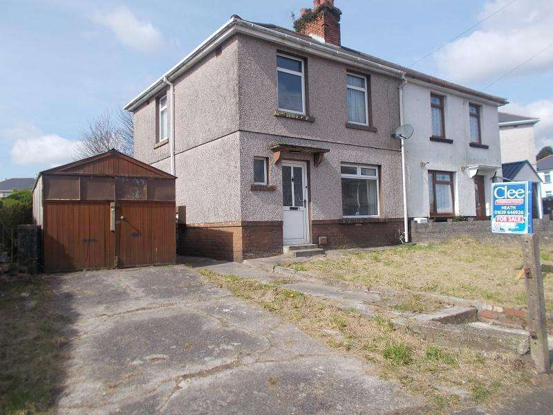 2 Bedrooms Semi Detached House for sale in Ruskin Street, Neath, Neath Port Talbot.