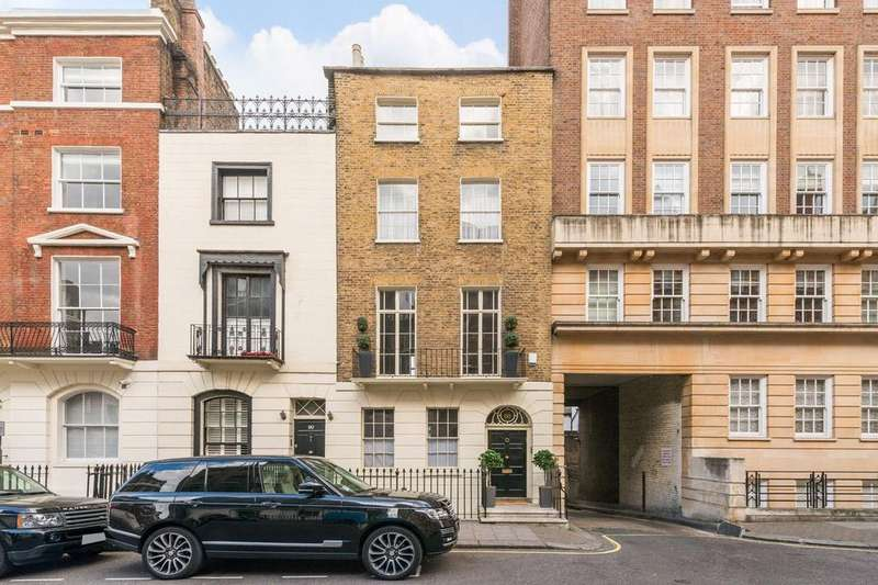 5 Bedrooms Terraced House for sale in Seymour Street, London