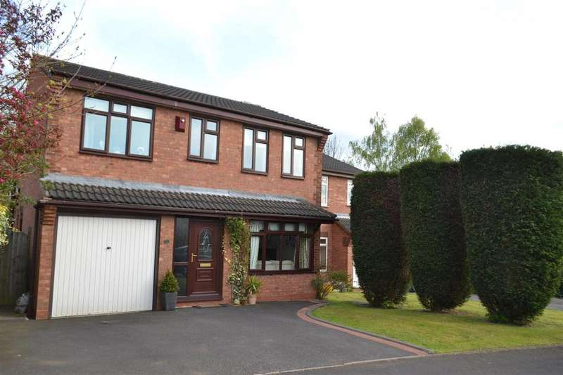 4 Bedrooms House for sale in Attingham Drive, Cannock