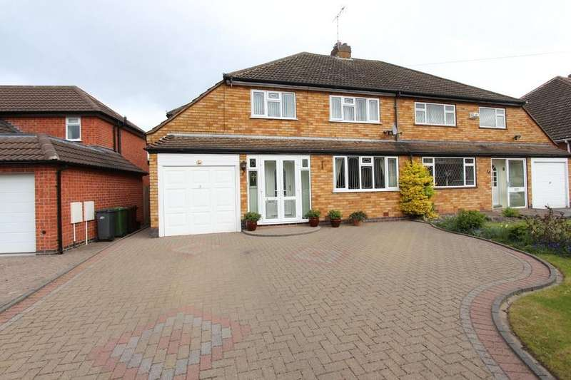 4 Bedrooms Semi Detached House for sale in Blackdown Road, Knowle