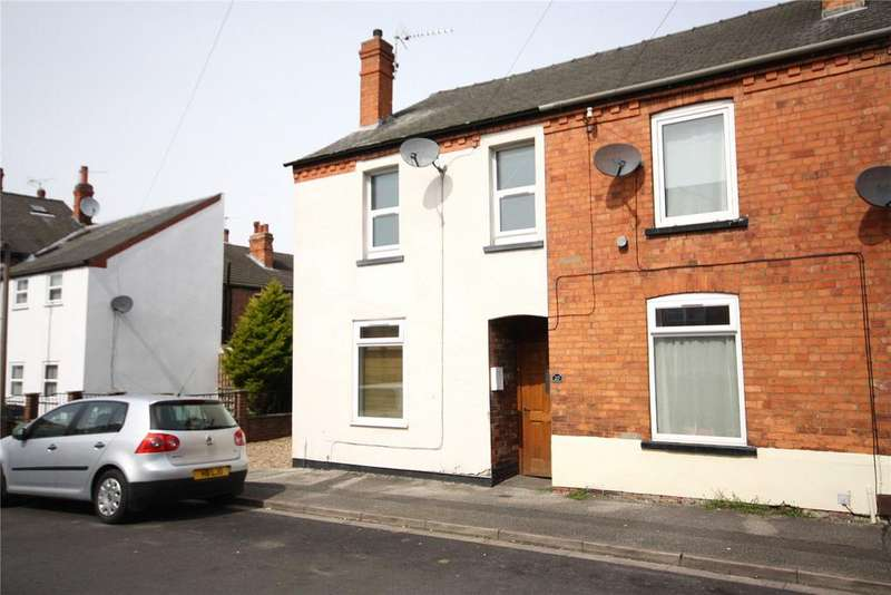 3 Bedrooms End Of Terrace House for sale in Good Lane, Lincoln, Lincolnshire, LN1
