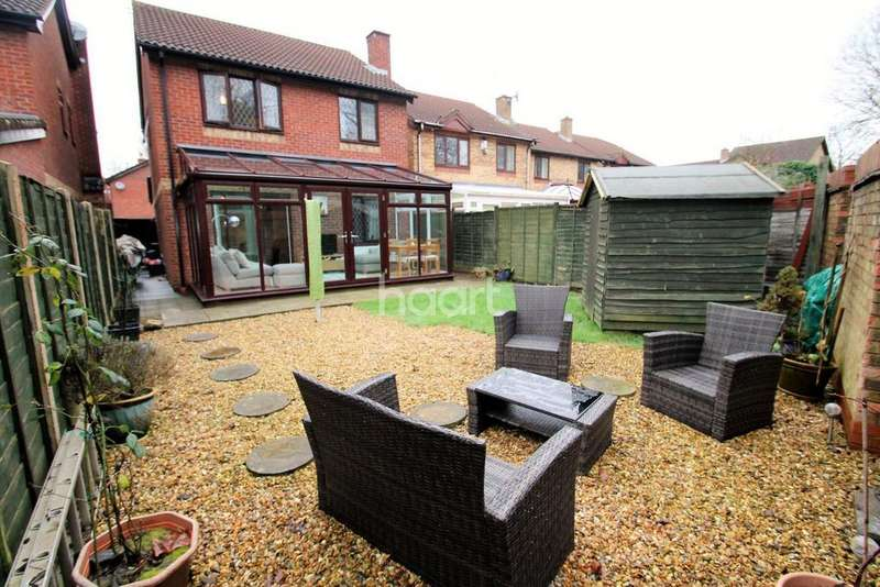 4 Bedrooms Detached House for sale in Homemead Drive, Brislington