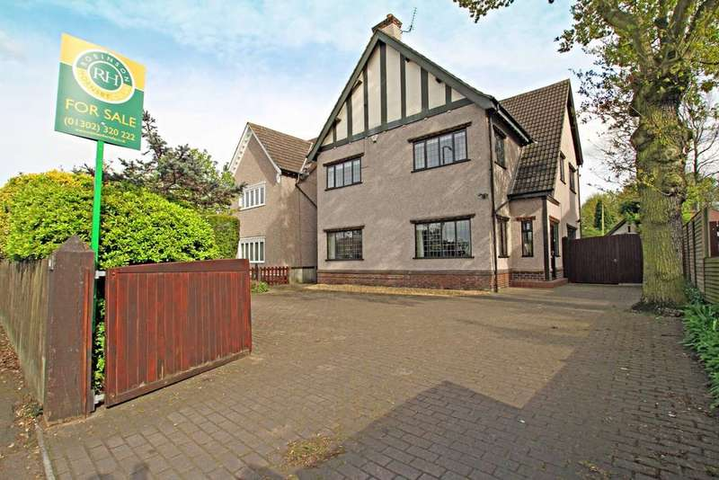 4 Bedrooms Detached House for sale in Thorne Road, Wheatley Hills, DN2 5AE