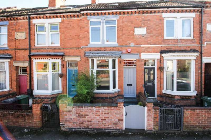 3 Bedrooms Terraced House for sale in Toothill Road, Loughborough