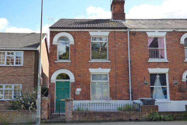 2 Bedrooms End Of Terrace House for sale in Church Street, Louth, Lincolnshire, LN11