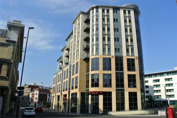 2 Bedrooms Flat for sale in City Quadrant, Newcastle upon Tyne, Tyne and Wear, UK