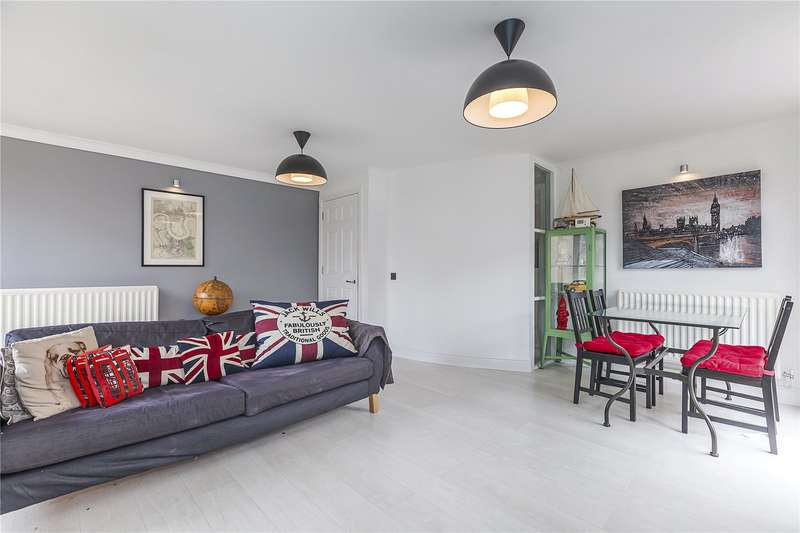 2 Bedrooms Flat for sale in Vantage Mews, London, E14