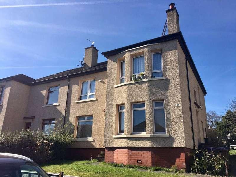 3 Bedrooms Flat for sale in 109 Baldwin Avenue, Anniesland, Glasgow, G13