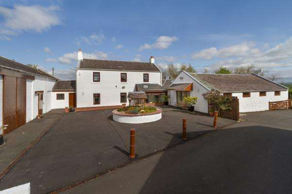 4 Bedrooms Detached House for sale in Midton Of Balgray Farm, By Craigie, East Ayrshire, KA1