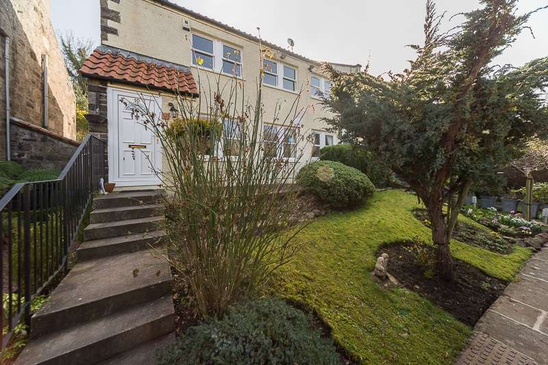 4 Bedrooms End Of Terrace House for sale in Caddells Row, Cramond, Edinburgh, EH4 6HY