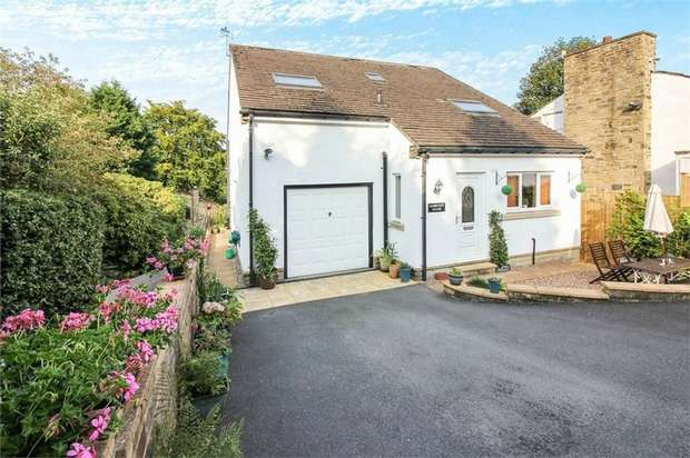 5 Bedrooms Detached House for sale in Ferncliffe Drive, Keighley, West Yorkshire