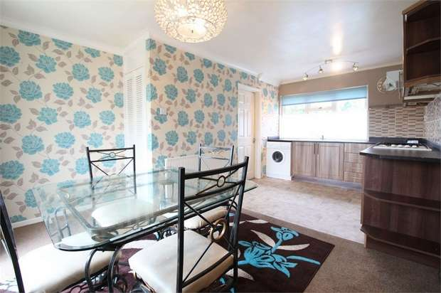 3 Bedrooms End Of Terrace House for sale in Thornbury Park, Rogerstone, NEWPORT
