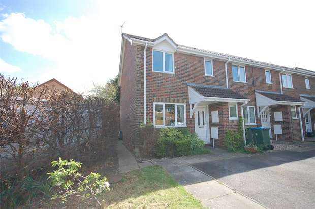 3 Bedrooms End Of Terrace House for sale in Plough Close, Aylesbury, Buckinghamshire
