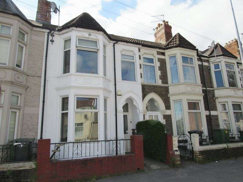 2 Bedrooms Flat for sale in Lansdowne Road Canton Cardiff CF5 1PQ