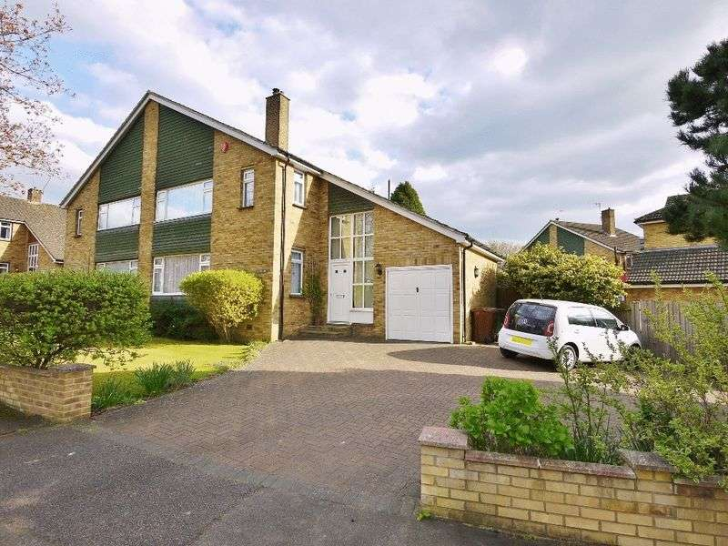 3 Bedrooms Semi Detached House for sale in Shirley Gardens, Rusthall, Tunbridge Wells