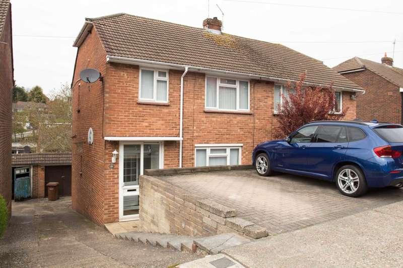 3 Bedrooms Semi Detached House for sale in Hurstwood, Walderslade