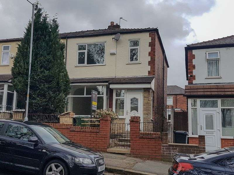 3 Bedrooms Semi Detached House for sale in Cloister Street, Bolton