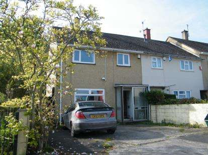 3 Bedrooms End Of Terrace House for sale in Maceys Road, Bristol, Somerset