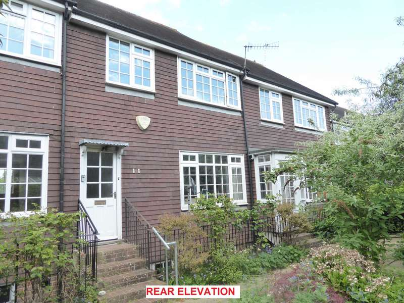 3 Bedrooms Town House for sale in Edward Street, Lewes