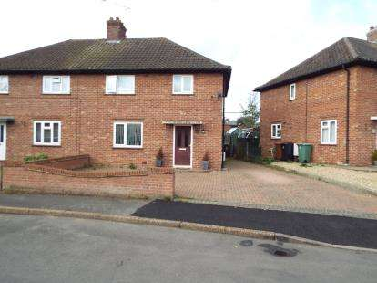 3 Bedrooms Semi Detached House for sale in Swaffham, Norfolk