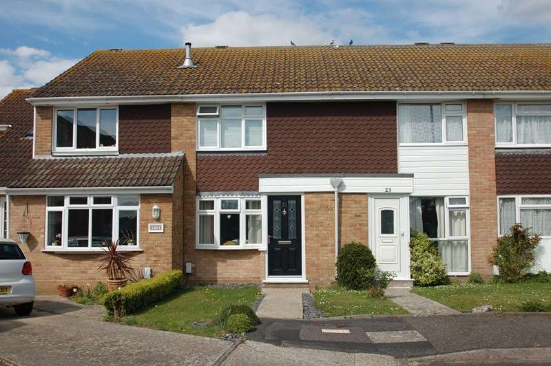 2 Bedrooms Terraced House for sale in St Francis Road, Alverstoke, Gosport