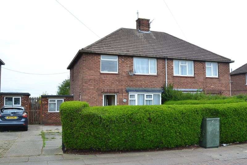 3 Bedrooms Semi Detached House for sale in Sutcliffe Avenue, Grimsby