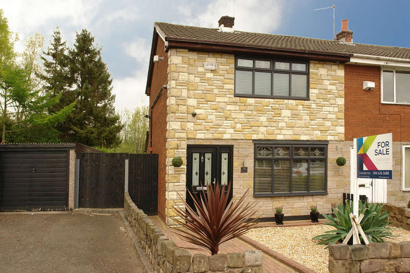 2 Bedrooms Town House for sale in 76 Wiltshire Road, Chadderton, Oldham