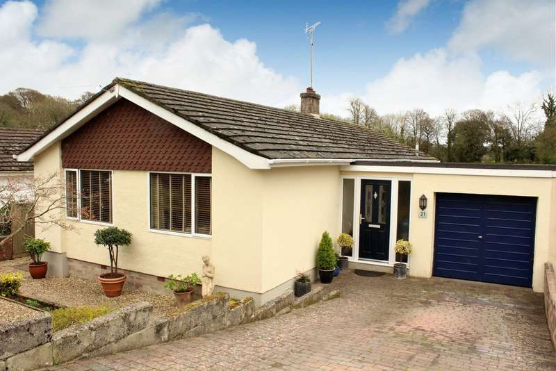 3 Bedrooms Detached Bungalow for sale in The Crescent, Brixton, Plymouth, Devon