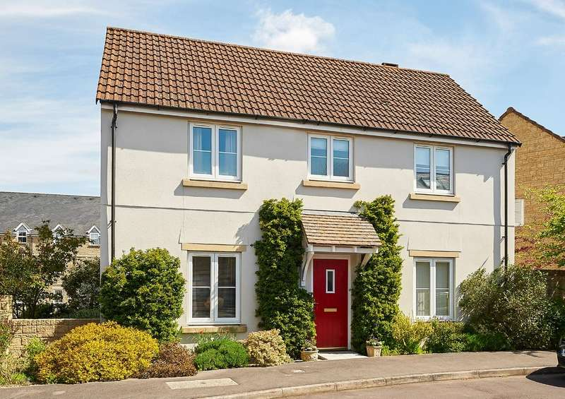 4 Bedrooms Detached House for sale in Sawyers Crescent, Corsham