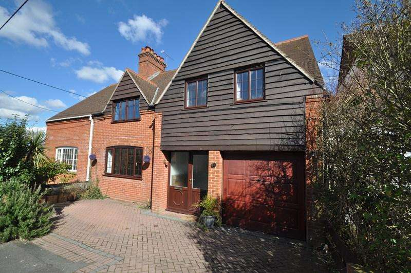 5 Bedrooms Semi Detached House for sale in Anton Road, Andover