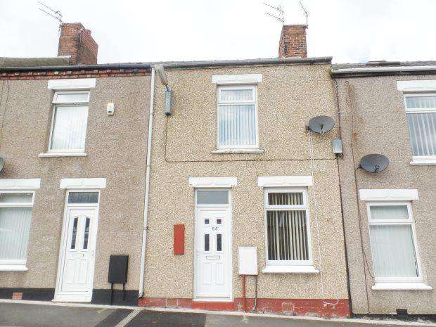 2 Bedrooms Terraced House for sale in NINTH STREET, BLACKHALL, PETERLEE AREA VILLAGES