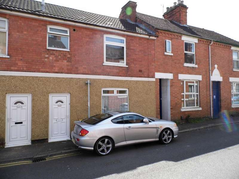 2 Bedrooms Terraced House for sale in King Street, Kettering, NN16 8QR