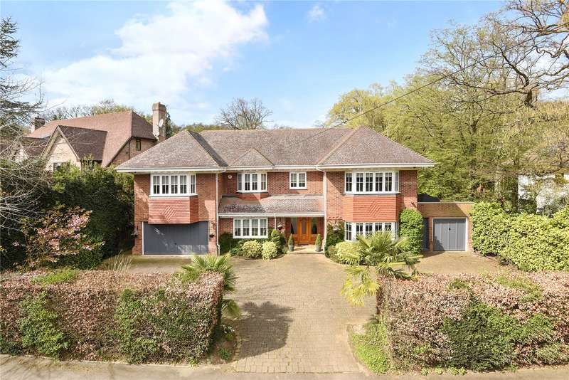 7 Bedrooms House for sale in Copse Wood Way, Northwood, Middlesex, HA6