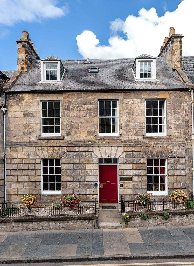 7 Bedrooms Terraced House for sale in Pilmour Place, St. Andrews, Fife, KY16
